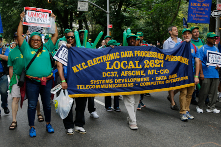 Local 2627, DC 37, AFSCME — New York City Electronic Data Processing