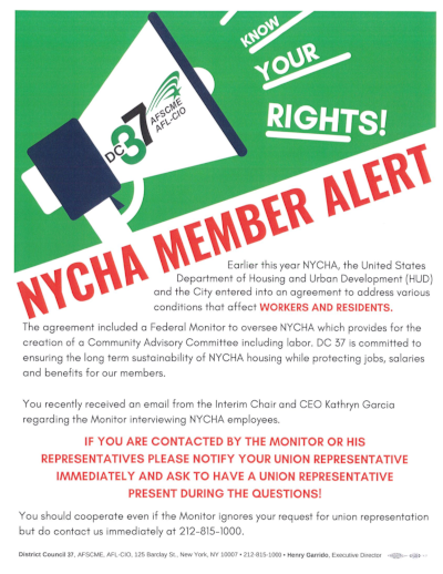 Local 2627, DC 37, AFSCME — New York City Electronic Data